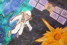 Автор: Софронова Любовь   Космическая целина