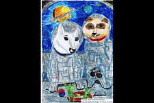 Автор: Чернышова Александра   Космическая целина
