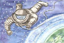 Автор: Зиянгирова Ксения   Космическая целина