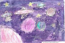 Автор: Мороина Влада   Космическая целина