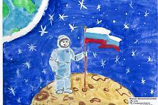Автор: Горбунова Вилена   Космическая целина