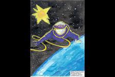 Автор: �������� �������   Космическая целина