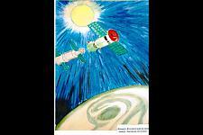 Автор: Хасанова Ангелина   Космическая целина