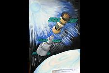 Автор: Людиженская Надежда   Космическая целина