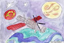 Автор: Гибадуллин Равиль   Космическая целина