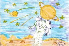 Автор: Томилова Алена   Космическая целина