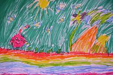 Автор: Медведева Соня   Космическая целина