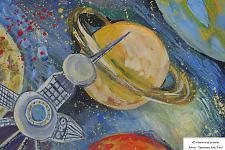 Автор: ��������� ���   Космическая целина