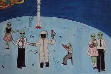 Автор: Гаврилова Анастасия   Космическая целина