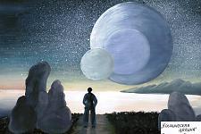 Автор: Варакина Анастасия   Космическая целина