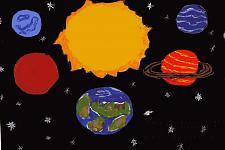 Автор: Фетисова Настя   Космическая целина