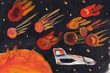 Автор: Рудской Даниил   Космическая одиссея