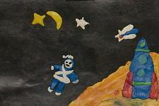 Автор: Юркин   Космическая одиссея