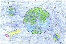 Автор: Сушкова Дарья   Космическая одиссея