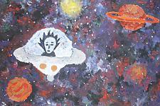 Автор: Селезнева Алина   Космическая одиссея