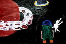 Автор: Казарин Никита   Космическая одиссея