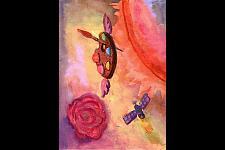 Автор: Гаврилова Виктория   Космическая одиссея