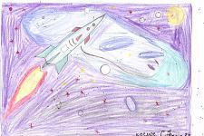 Автор: Фарид С.   Космическая одиссея