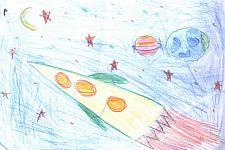 Автор: Цыдыпова Саша   Космическая одиссея