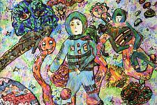 Автор: Шапиева Инесса   Космическая одиссея