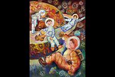 Автор: Фролова Василиса   Космическая одиссея