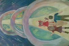 Автор: Красовская Яна   Космическая одиссея