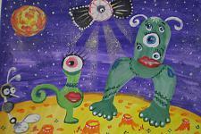 Автор: Александрова Валерия   Космическая одиссея