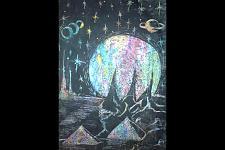 Автор: Волкова Мария   Космическая одиссея