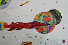 Автор: Кунафин Данис   Космическая одиссея