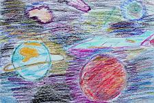 Автор: Ратвыргин Андриан   Космическая одиссея