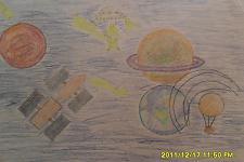 Автор: Шатилов Валентин   Космическая одиссея