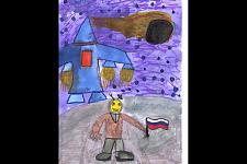 Автор: Котов Дмитрий   Космическая одиссея
