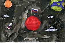 Автор: Моисеев Александр   Космическая одиссея