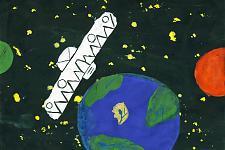 Автор: Епифанов Семён   Космическая одиссея