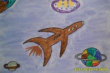 Автор: Савченко Руслан   Космическая одиссея