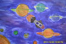 Автор: Безхутрый Алексей   Космическая одиссея