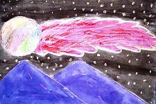 Автор: Цой Александра   Космическая одиссея