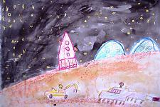 Автор: Ринько Саша   Космическая одиссея
