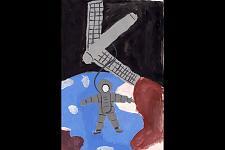 Автор: Трутнева Дарья   Космическая одиссея
