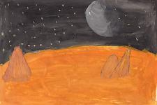 Автор: Посунько Алена   Космическая одиссея