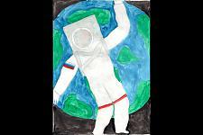 Автор: Панова Алина   Космическая одиссея