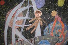 Автор: Редина Олеся   Космическая одиссея