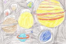 Автор: Киосова Карина   Космическая одиссея
