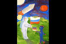 Автор: Кучерова Ксения   Космическая одиссея