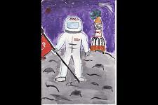 Автор: Пискунова Анастасия   Космическая одиссея