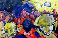 Автор: Брагин Влад   Космическая одиссея