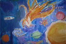 Автор: Ревенкова Мария   Космическая одиссея