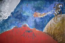 Автор: Седова Анастасия   Космическая одиссея