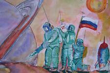 Автор: Грановский Денис   Космическая одиссея
