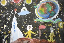 Автор: Корнеенков Влад   Космическая одиссея